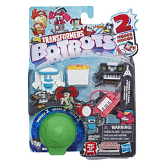 TRANSFORMERS BOTBOTS MUSIC MOB