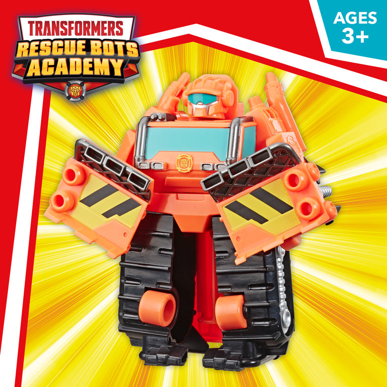 TRANSFORMERS RESCUE BOT ACADEMY WEDGE PLOW