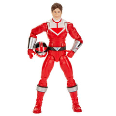 Power Rangers Lightning Collection 6 Inch Figure Time Force Red Ranger Img 1 - Toyworld
