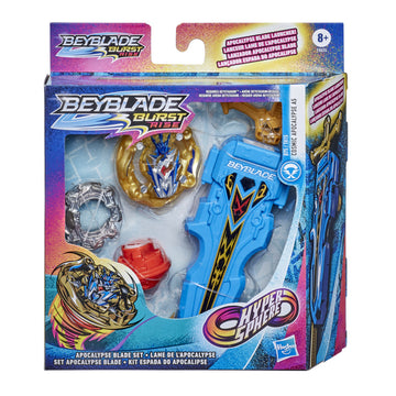 Beyblade Hypersphere Apocalypse Blade Set - Toyworld