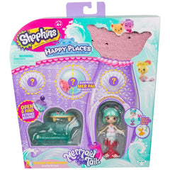 Shopkins Happy Places Sweetie Sprinkles Mermaid Playset - Toyworld