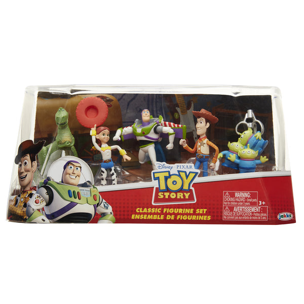 DISNEY TOY STORY FIGURE SET