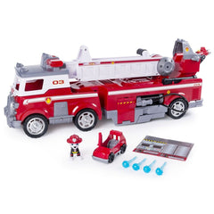 Paw Patrol Ultimate Rescue Fire Truck Playset Img 2 - Toyworld