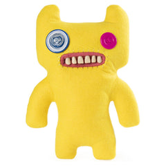 Fuggler Medium Plush Monster Yellow Img 1 - Toyworld