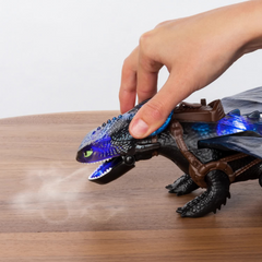How To Train Your Dragon Giant Fire Breathing Toothless Img 1 - Toyworld