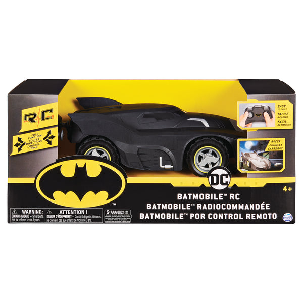Batman Radio Controlled Batmobile - Toyworld