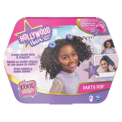 HOLLYWOOD HAIR EXTENSION MAKER PARTY POP