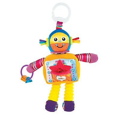 Lamaze Clip & Go Mitchell Moonwalker - Toyworld