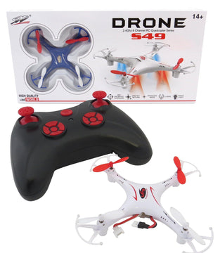 Rc Quadcopter S49 - Toyworld
