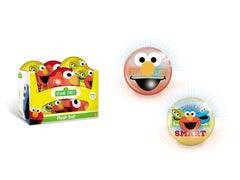LIGHT UP BALL SESAME STREET ASSORTED STYLES