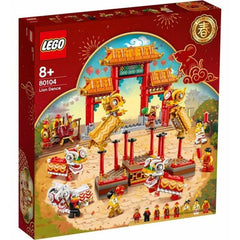 Lego Chinese Lion Dance 80104 - Toyworld