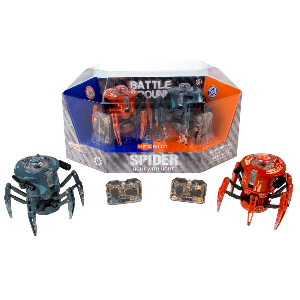 Hexbug Battle Spider 2 Dual Pack - Toyworld