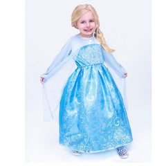 Dress Up Ice Princess Elsa - Toyworld