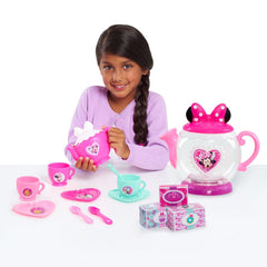 Disney Minnie Mouse Terrific Teapot Set Img 1 - Toyworld