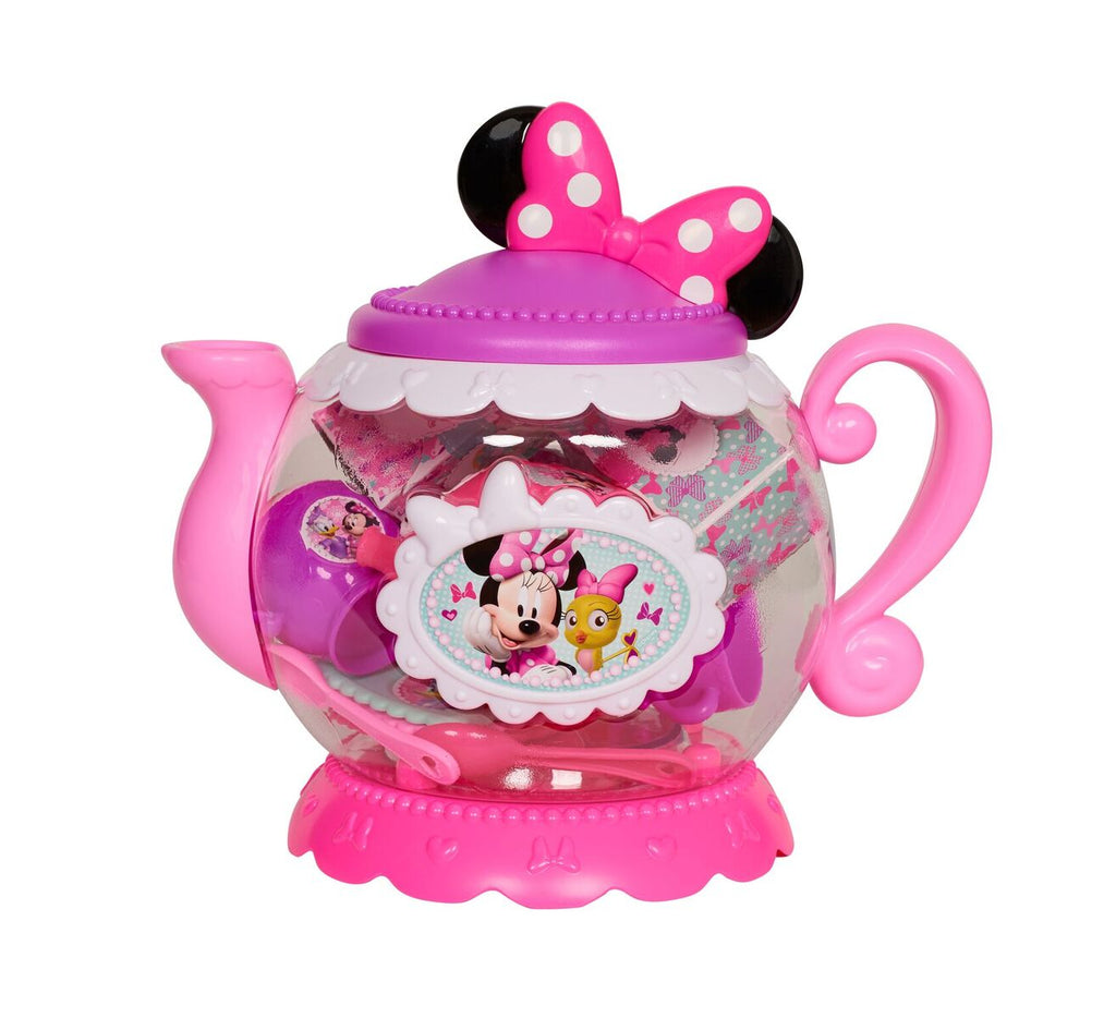 Disney Minnie Mouse Terrific Teapot Set - Toyworld