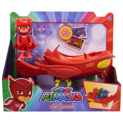 Pj Masks Vehicle Owl Glider 2 - Toyworld