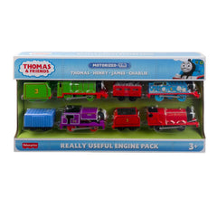 Thomas And Friends Motorized Really Useful Engine Pack - Toyworld