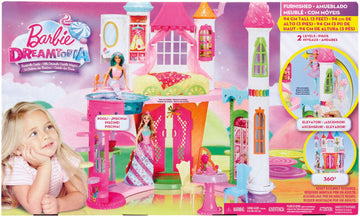 Barbie Sweetville Castle - Toyworld