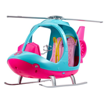 Barbie Travel Helicopter - Toyworld