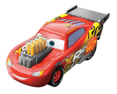 DISNEY PIXAR CARS XRS DRAG RACING SINGLE LIGHTNING MCQUEEN