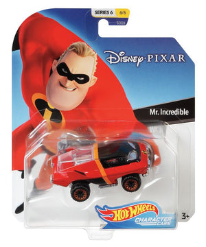 Hot Wheels Disney Mr Incredible 66 - Toyworld