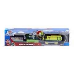 THOMAS & FRIENDS TRACKMASTER RAUL AND EMERSON