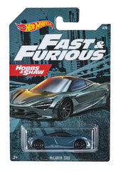 Hot Wheels Themed Auto Fast & Furious Mclaren 720S 3/5 - Toyworld