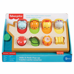FISHER PRICE POP-UP