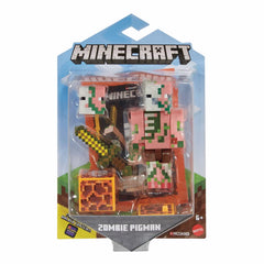 MINECRAFT 3.25IN COMIC MODE FIGS ZOMBIE PIGMAN