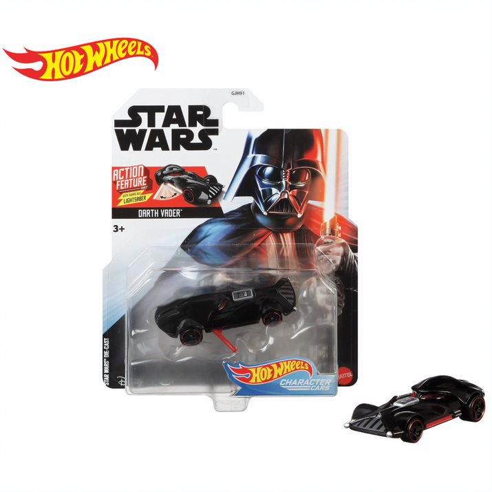 HOT WHEELS STUDIO STAR WARS DARTH VADER