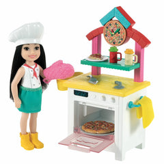 Barbie Chelsea Can Be A Pizza Chef Playset Img 1 - Toyworld