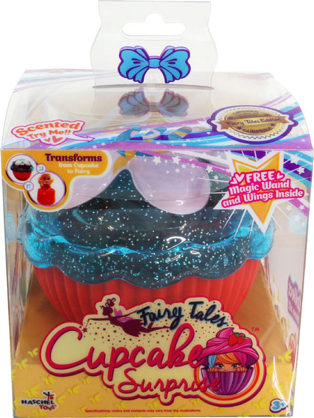 Cupcake Surprise Fairy Assorted Styles - Toyworld