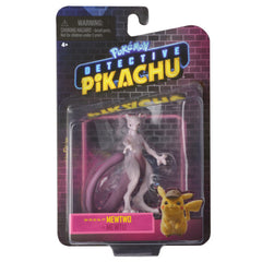POKEMON DETECTIVE PIKACHU BATTLE FIGURE MEWTWO