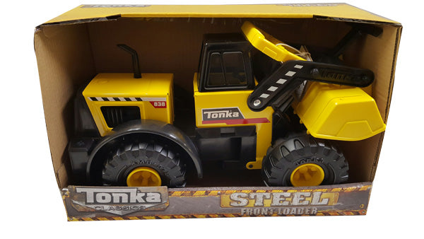 Tonka Classics Steel Front Loader - Toyworld