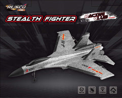RUSCO RACING PRO STEALTH FIGHTER JET