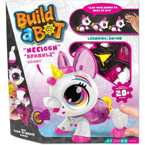 Build A Bot Series 2 Unicorn - Toyworld