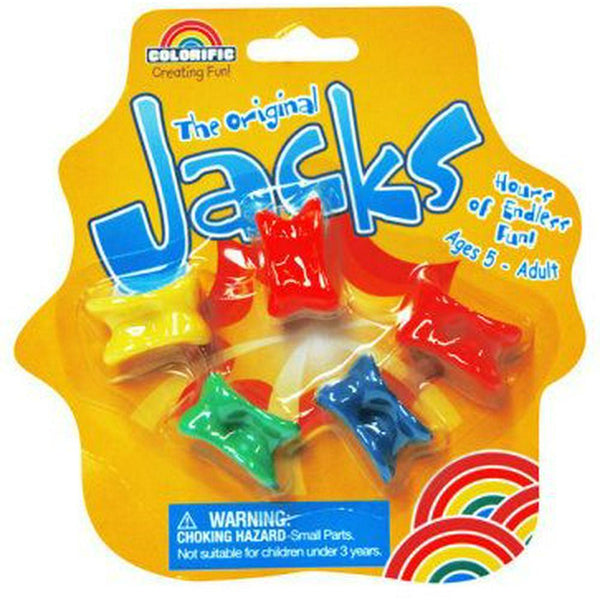 The Original Jacks Fluro - Toyworld