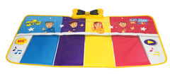 THE WIGGLES PIANO PLAY MAT