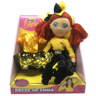 THE WIGGLES DRESS UP EMMA