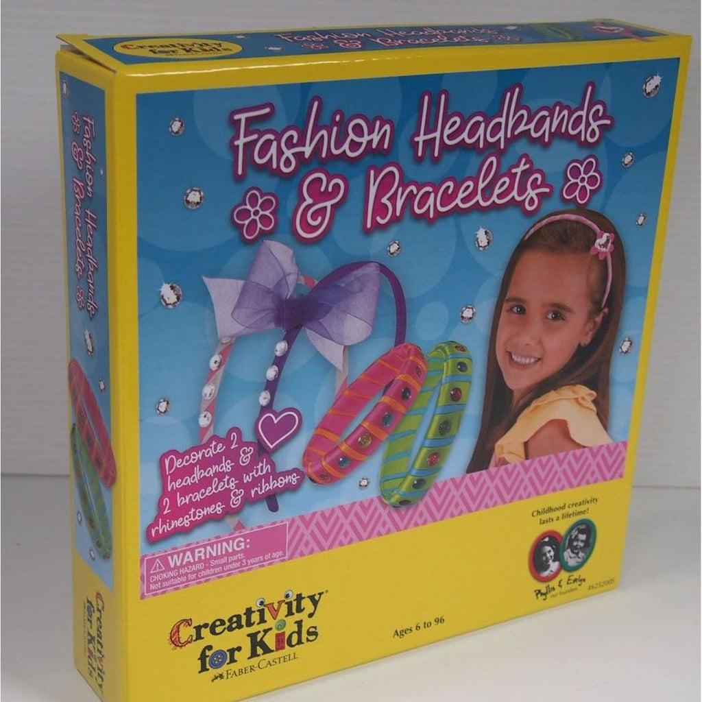 Cfk Fashion Headbands & Bracelets - Toyworld