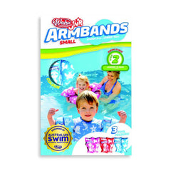 NIPPAS ARM BANDS 0-2 YEARS SMALL ASSORTED COLORS