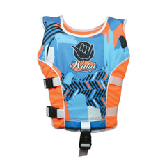 Wahu Swim Vest Child Vest 15 25Kg Orange - Toyworld