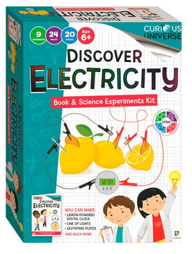Curious Universe Kids Discover Electricity - Toyworld