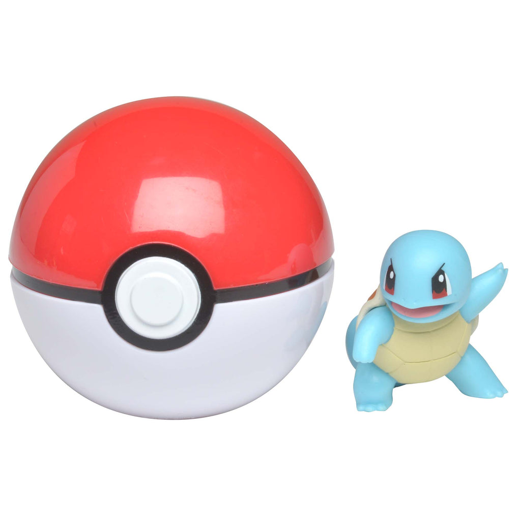 POKEMON CLIP N GO SQUIRTLE
