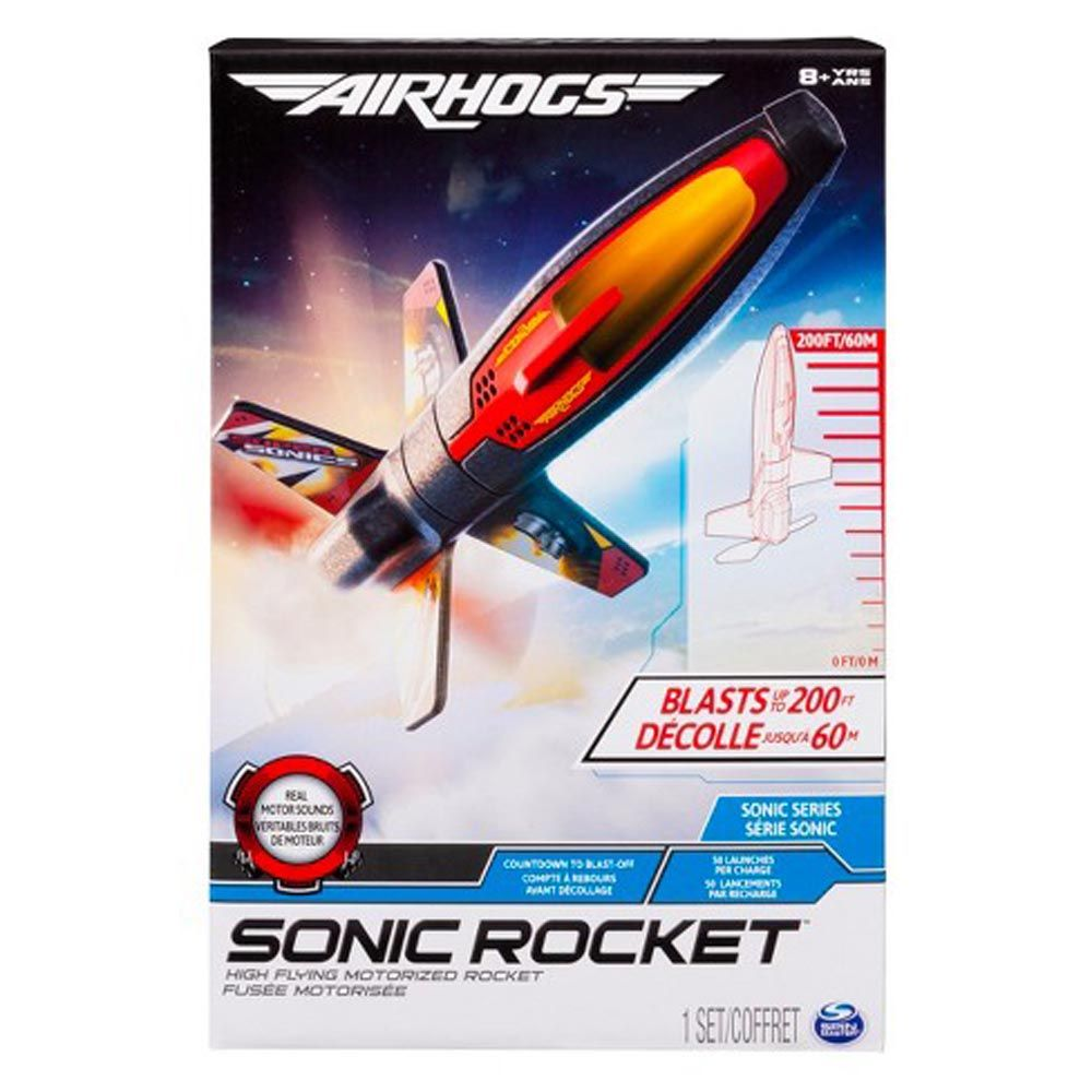 Airhogs Sonic Rocket - Toyworld