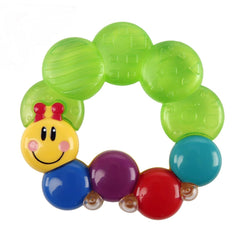 Baby Einstein Caterpillar Water Teether Assorted Styles - Toyworld