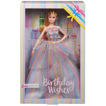Barbie Collector Birthday Wishes Doll - Toyworld