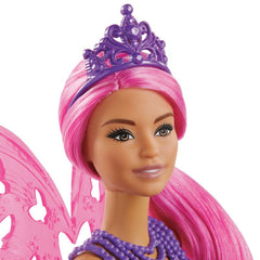 Barbie Fairytale Core Dreamtopia Fairy Pink Img 2 - Toyworld