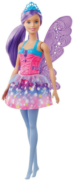 BARBIE FAIRYTALE CORE DREAMTOPIA FAIRY PURPLE