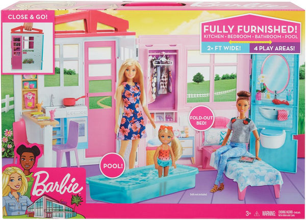 BARBIE SMALL DREAMHOUSE